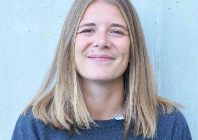Delphine Duroy, commissaire d'exposition multimédia