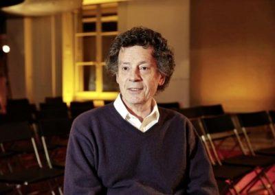 Hédi Kaddour, poète et romancier
