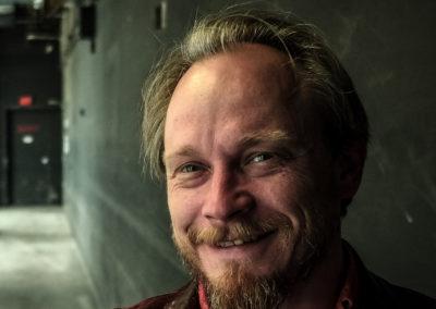 James Carlson, photographe et entrepreneur