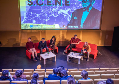 Événement 05/04/2019 - Behind the scene : L'entrepreneuriat culturel en Europe