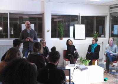 Événement 30/01/2019 - Table Ronde : Entreprendre à l'international dans le secteur culturel