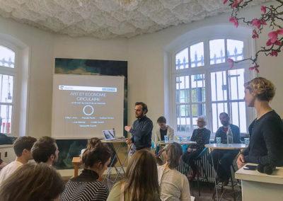 Événement 18/05/2018 - Art et économie circulaire